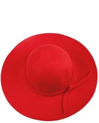 Riah Fashion Wool Floppy Hat