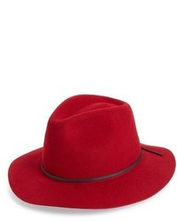 Wesley wool fedora medium 4343616