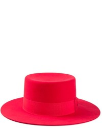 Saint Laurent Wide Brim Hat
