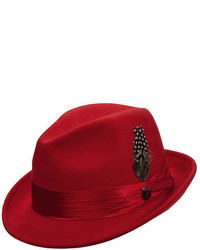 Stacy Adams Wool Felt Fedora