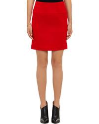 Marissa Webb Jodi Mini Skirt Red