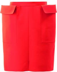 Maison Rabih Kayrouz Straight Mini Skirt
