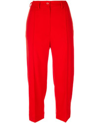 MM6 MAISON MARGIELA Cropped Tailored Trousers