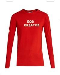 Bella Freud God Created Wool Sweater