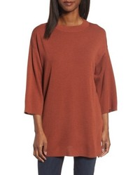 Eileen Fisher Merino Wool Tunic