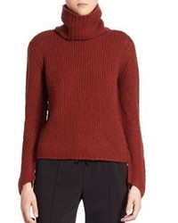 Brochu Walker Bloom Wool Turtleneck Pullover