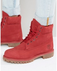 Red work boots original 11313309