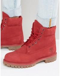Red work boots original 11313309