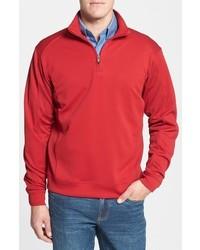 Drytec edge half zip mesh pullover medium 1006479