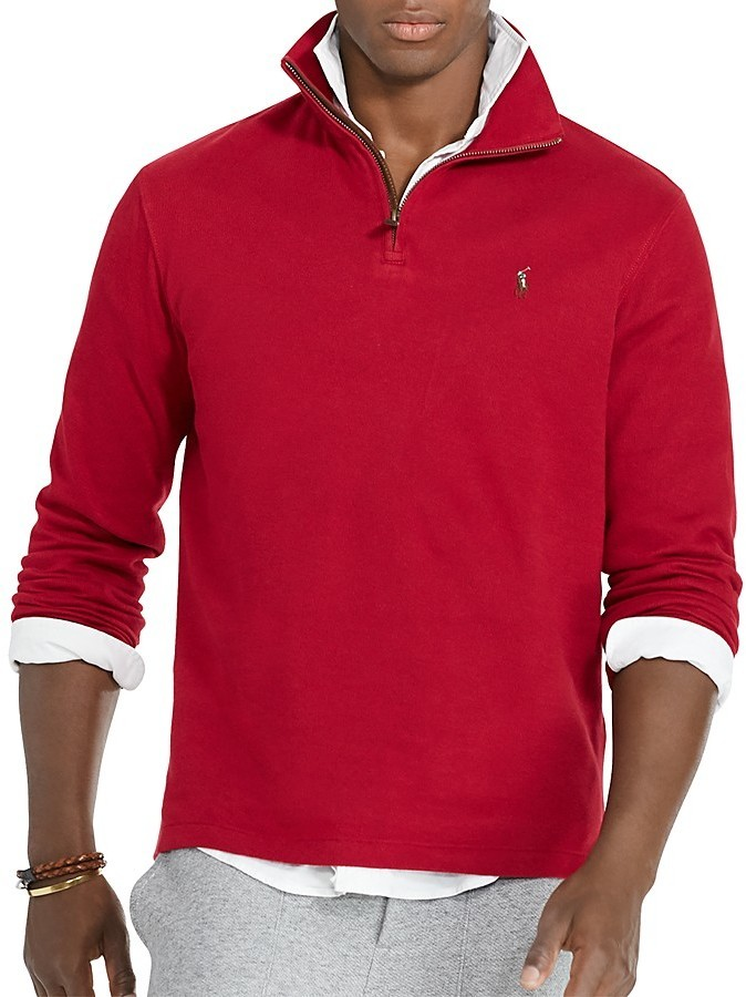 Polo Ralph Lauren Estate Rib Cotton Pullover Sweater | Where to ...