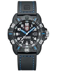 Reloj azul de Luminox