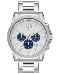 Reloj blanco de Armani Exchange