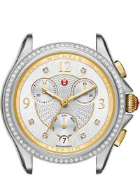 Reloj blanco de Michele