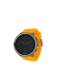 Reloj de goma naranja de Suunto