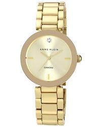 Reloj Dorado de Anne Klein