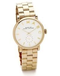 Reloj dorado de Marc by Marc Jacobs