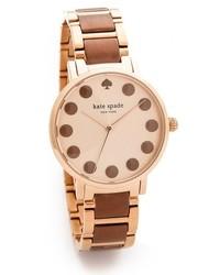 Reloj marrón de Kate Spade