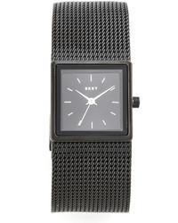 Reloj negro de DKNY