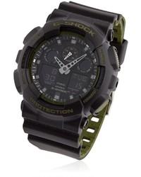 Reloj negro de G-Shock