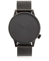 Reloj negro de Komono