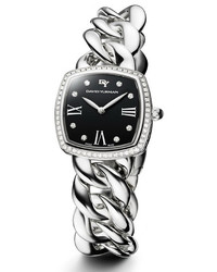 Reloj plateado de David Yurman