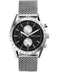Reloj plateado de Michael Kors