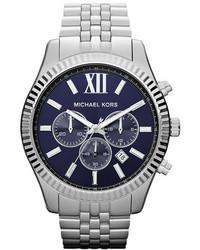 Reloj plateado de MICHAEL Michael Kors