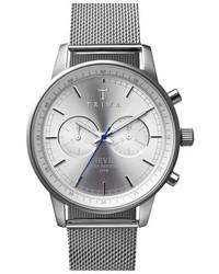 Reloj plateado de Triwa