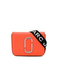 Riñonera de cuero naranja de Marc Jacobs