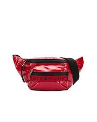 Riñonera roja de Givenchy