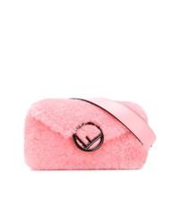 Riñonera rosada de Fendi
