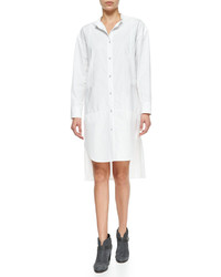 Robe chemise blanche Rag & Bone