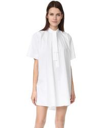 Robe droite blanche Maison Margiela