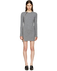Robe-pull grise Dsquared2