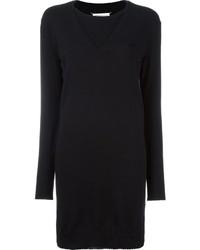 Robe-pull noire Maison Margiela