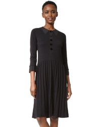 Robe-pull noire Marc Jacobs