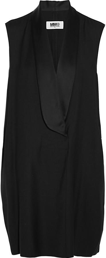 Robe smoking noire MM6 MAISON MARGIELA  Où acheter et comment porter df8151fe82a7