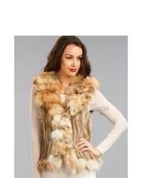 Comprar una ropa de abrigo de pelo marrón claro de Nordstrom  elegir ropas  de abrigo de pelo marrón claro más populares de mejores marcas eda42581a77f