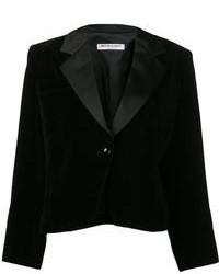Ropa de abrigo negra