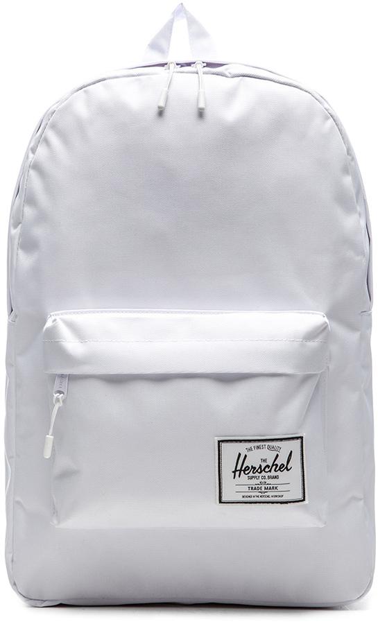 Sacs Herschel blancs rTvECDx