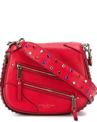 Acheter sac bandoulière rouge femmes Marc Jacobs   Mode femmes 015b29a8e25f