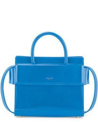Sac fourre-tout en cuir bleu Givenchy
