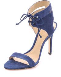 Women Shoes, Talons Compensés Femme - Bleu - Bleu MarineSchutz