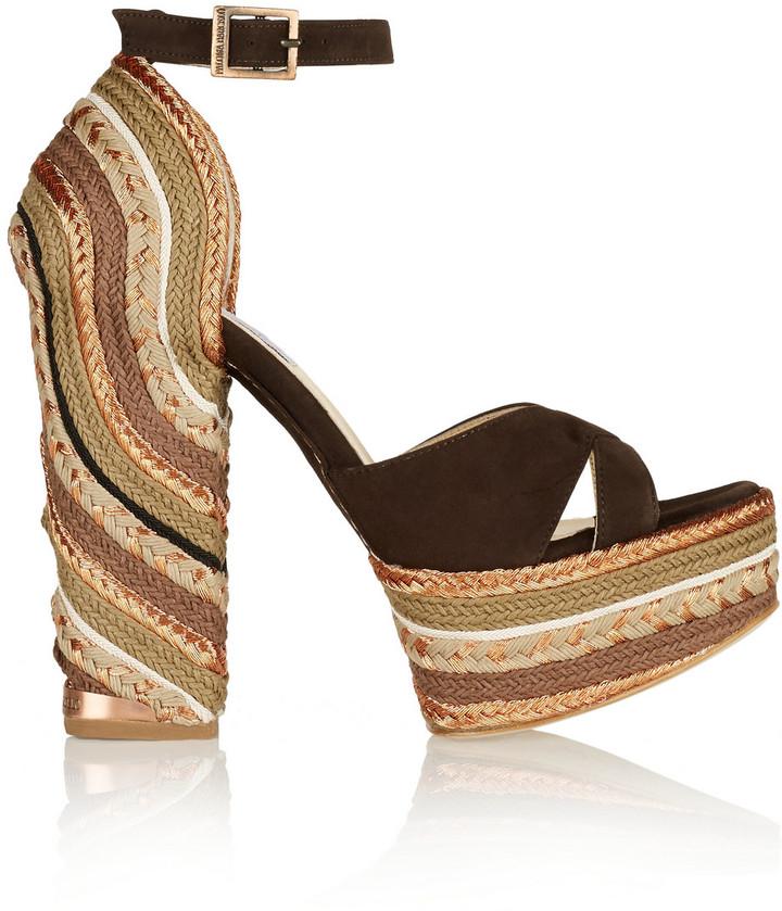 Sandales Compensées Paloma De Barcel ORzt4hS6OF