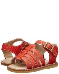 Sandales rouges Elephantito