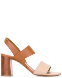 Sandales tabac Chloé
