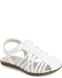 Sandalias blancas de Stride Rite