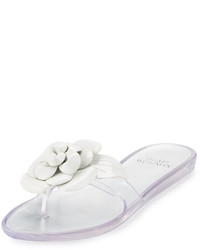 Unas Dedo De Flores BlancasElegir Print Comprar Sandalias Con 4ARjL35cqS