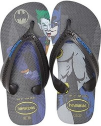 Sandalias negras de Havaianas