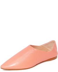Sandalias planas rosadas de Acne Studios